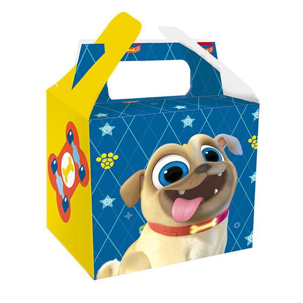 Caja Para Dulces Puppy Dog Pals 6/1