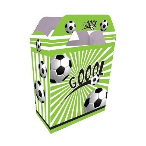Caja Para Dulces Futbol 10/1