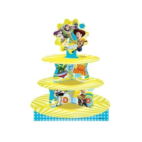 Cupcake Stand Toy Story