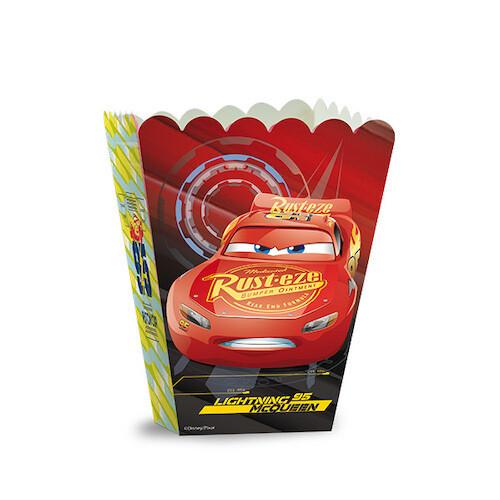 Caja Popcorn Cars 3 6/1