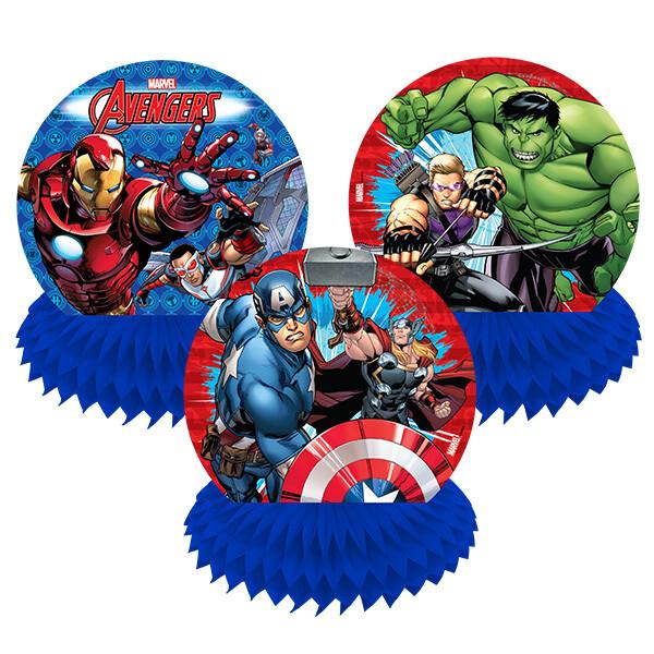 Centro De Mesa Avengers 3/1