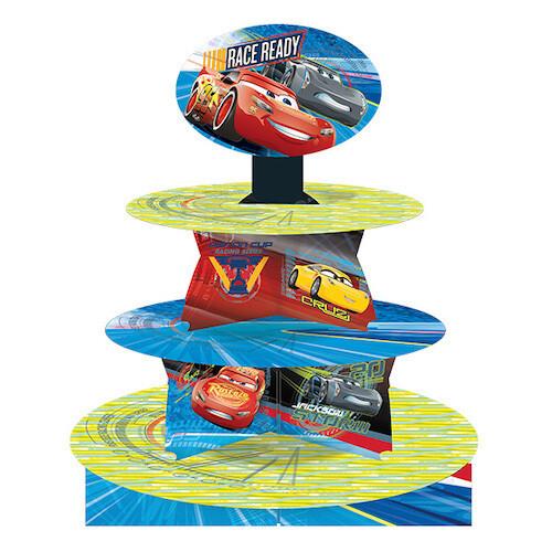Cupcake Stand Cars 3