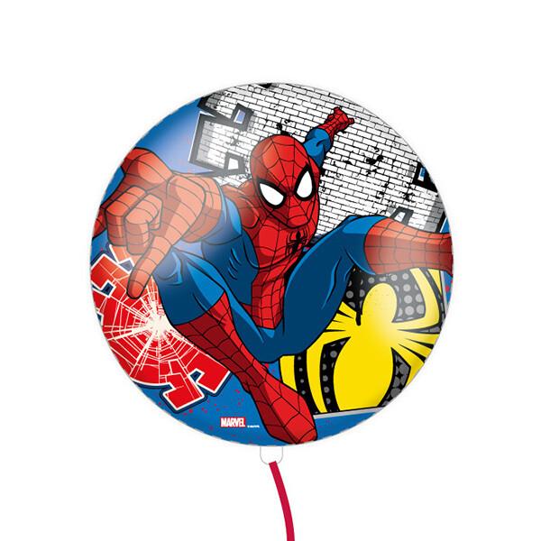 Globo Metalico #18 Spiderman