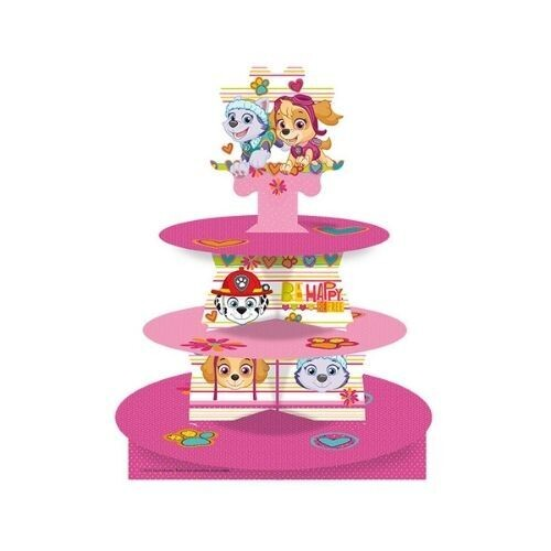 Cupcake Stand Skye Paw Patrol