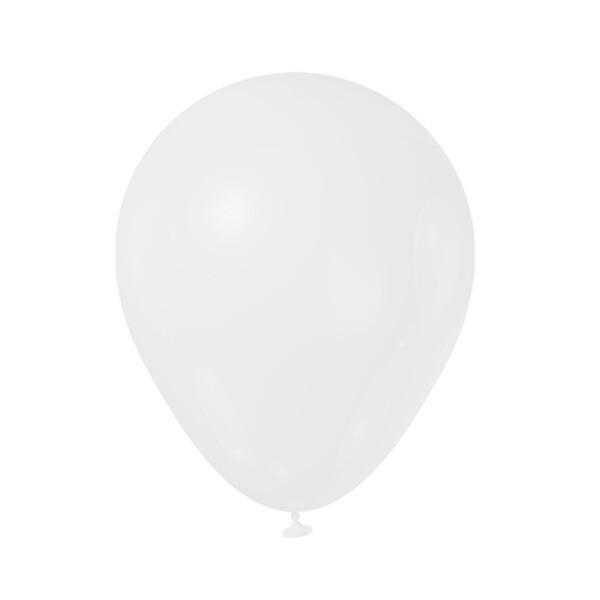 Globos Latex #12 Blancos 15/1