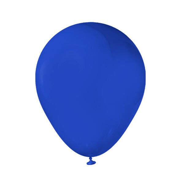 Globos Latex #12 Azul Royal 15/1
