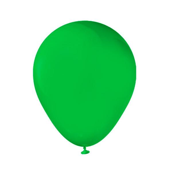 Globos Latex #12 Verde 50/1