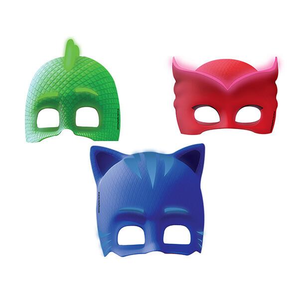 Mascaras PJ Masks