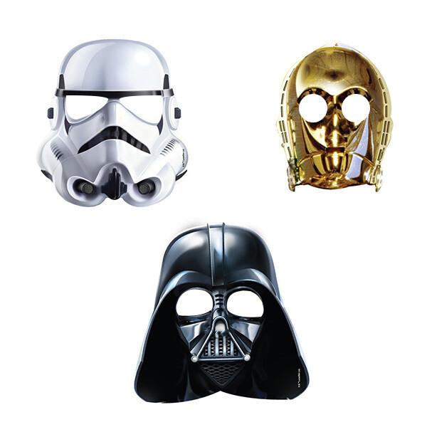 Mascara Star Wars 6/1