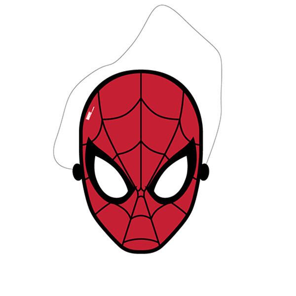 Mascaras Spiderman 6/1