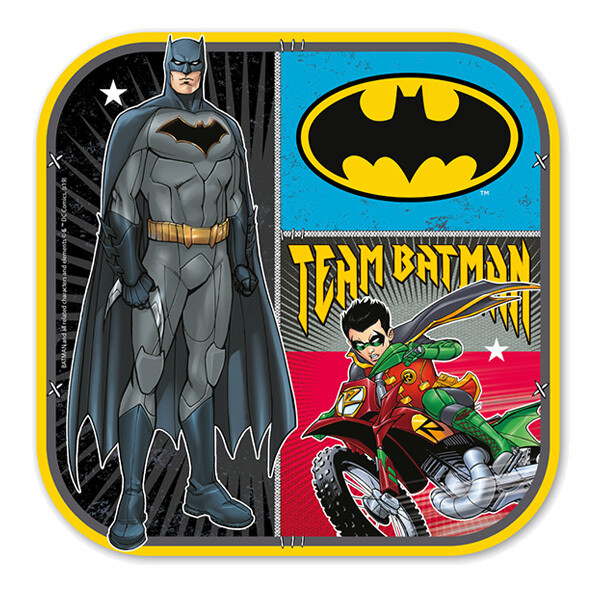 Platos Cuadrados #7 Batman 6/1