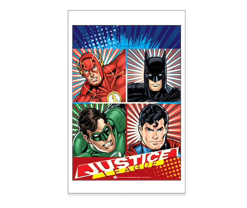 Bolsitas Liga Justicia 12/1