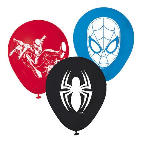 Set Globos Spiderman 3/1