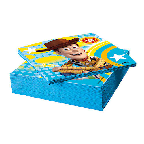 Servilletas Toy Story 12/1