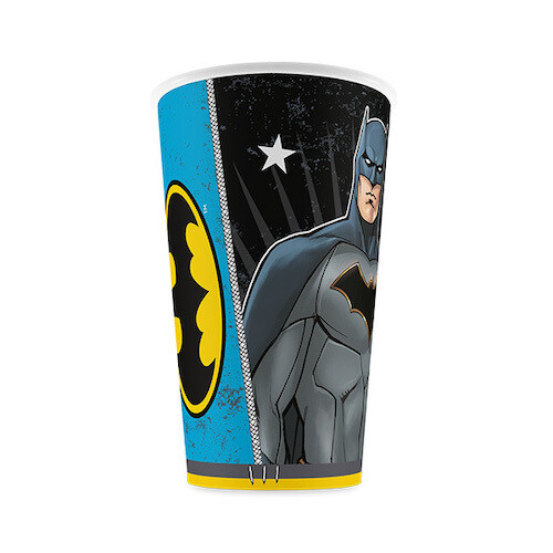 Vasos Carton Batman 6/1