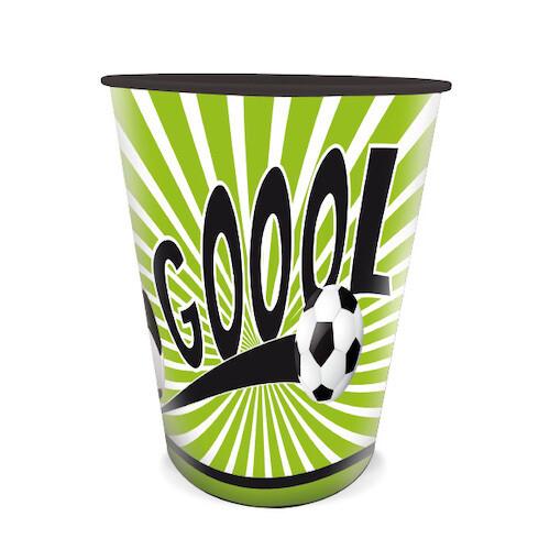 Vaso Plastico Futbol