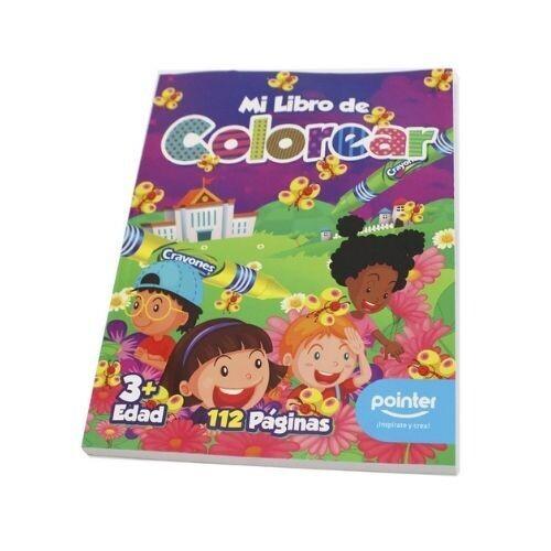 Libro para Colorear 120 Paginas