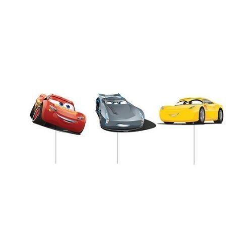Topper Decorativo Cars 3 6/1
