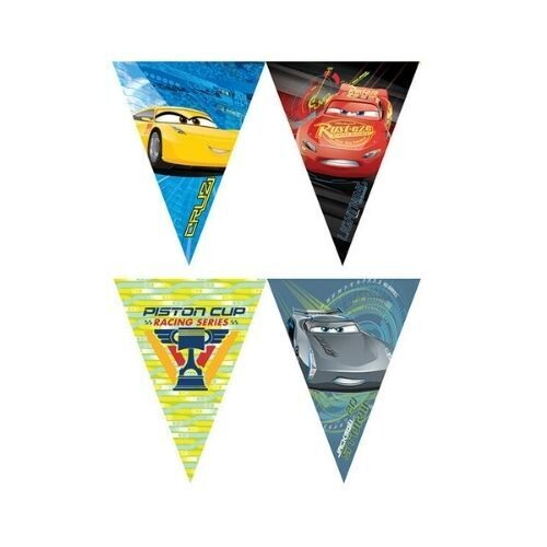 Banderines Cars 3