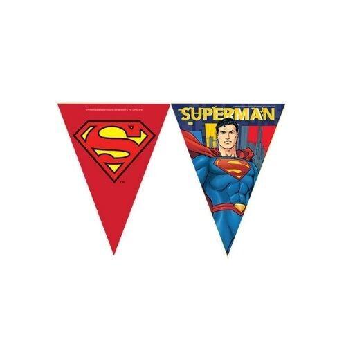 Banderines Superman 10/1