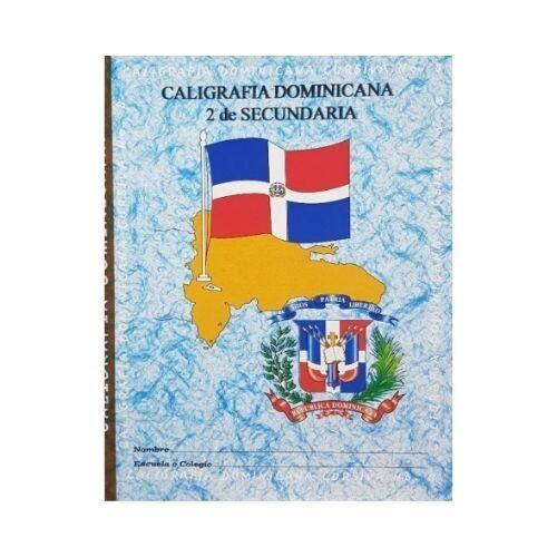 Caligrafia Dominicana 8 (2do de Secundaria)