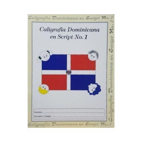 Caligrafia Dominicana Script #1