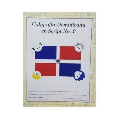 Caligrafia Dominicana Script #2
