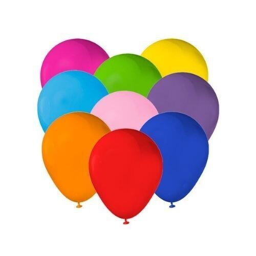 Globos Latex #12 Colores Surtidos 15/1