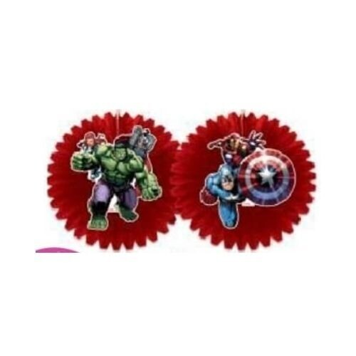 Abanicos Colgantes Avengers 2/1