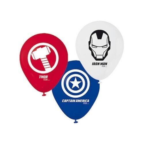 Set Globos Avengers 3/1