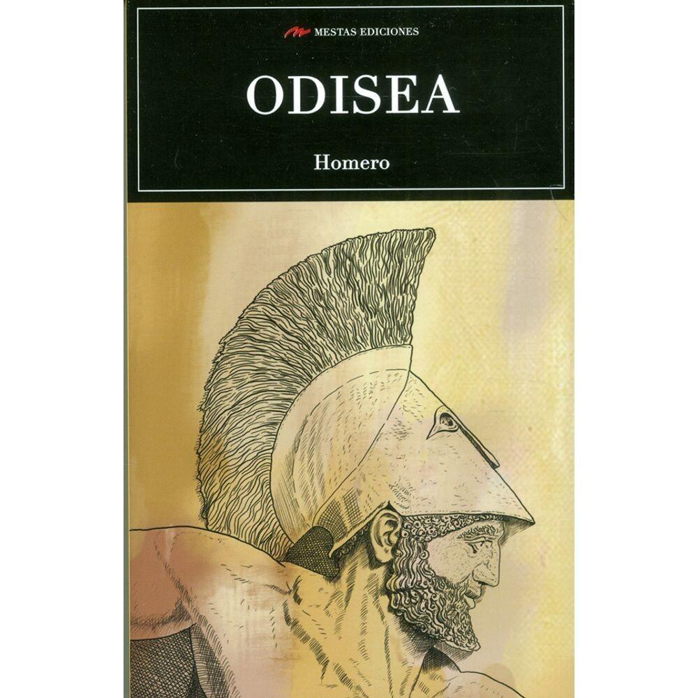 Odisea, Homero
