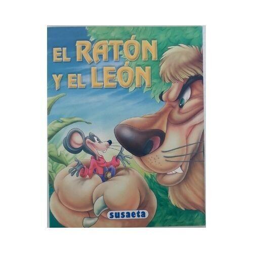 El Raton y el Leon. Fabulas Maravillosas. Susaeta