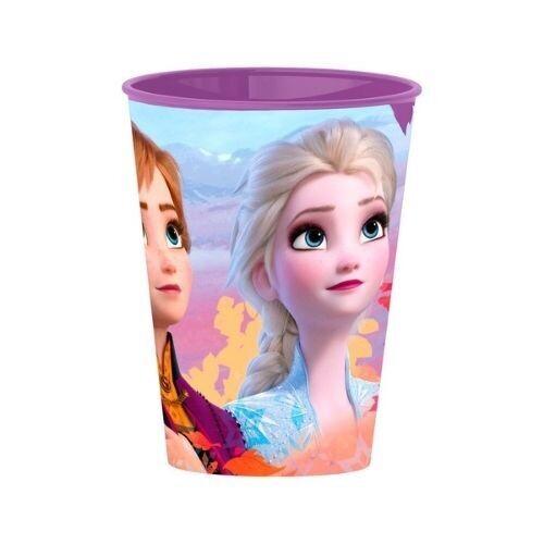 Vaso Plastico Frozen 2