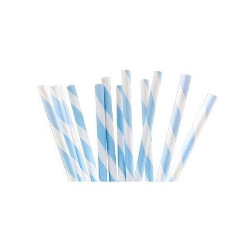 Sorbetes Blanco Y Azul Claro 16/1