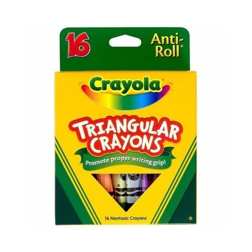Crayon Triangular Crayola 16/1
