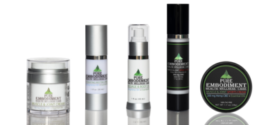 Topical CBD Bundle - One of Each Products