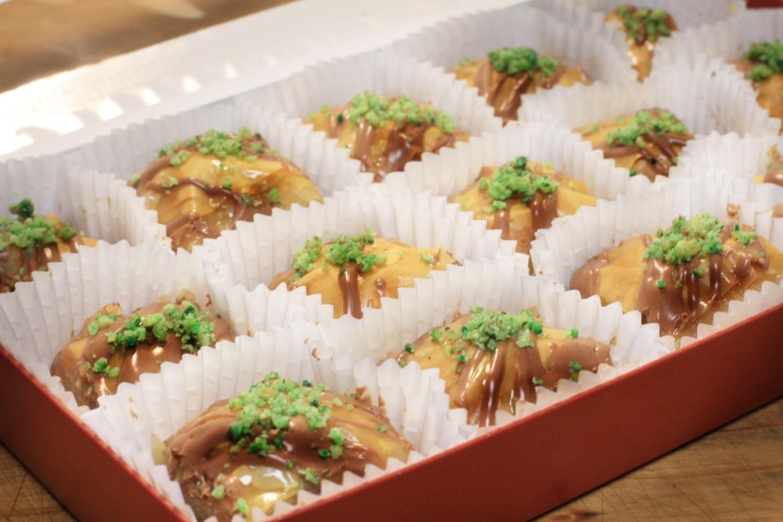 Chocolate Moklava