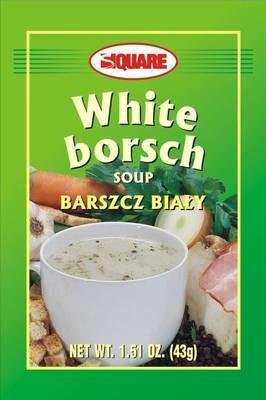 White borsch soup 43g