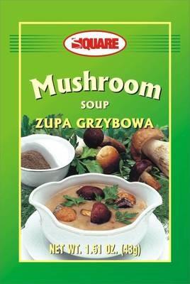Mushroom soup 43g
