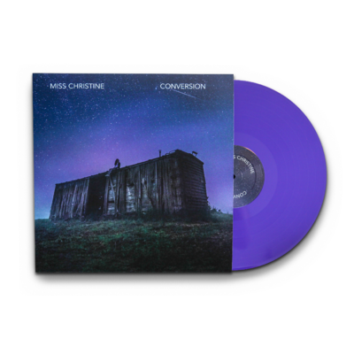 Miss Christine - Conversion LP