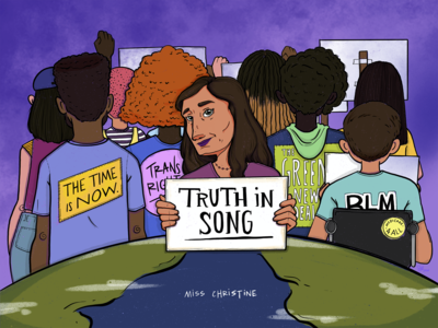 Truth in Song Poster