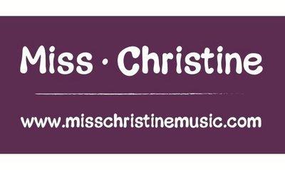 Miss Christine Sticker