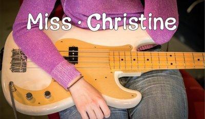 Miss Christine Magnet