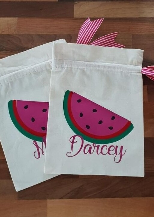 Watermelon Party Bags
