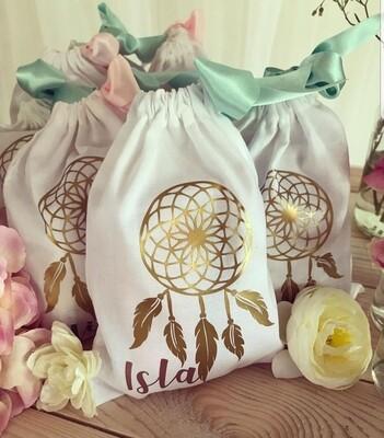 Dreamcatcher Party Bags