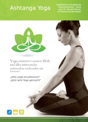 Ashtanga Yoga Broschüre