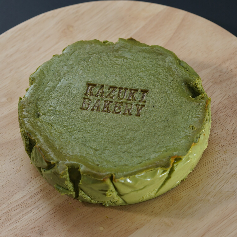 抹茶極軟滑芝士蛋糕/Matcha Silky Smooth Cheesecake