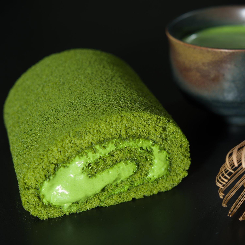 抹茶Roll/Matcha Roll