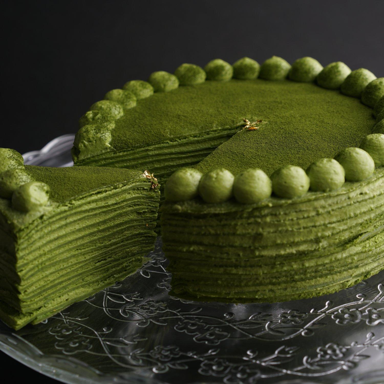抹茶千層蛋糕/Matcha Crepe
