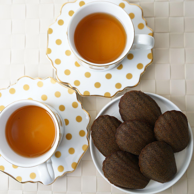 香濃牛油伯爵茶貝殼蛋糕/Earl Grey Madeleine